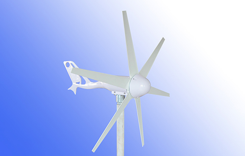 Horizontal axis wind turbine parameters and advantages